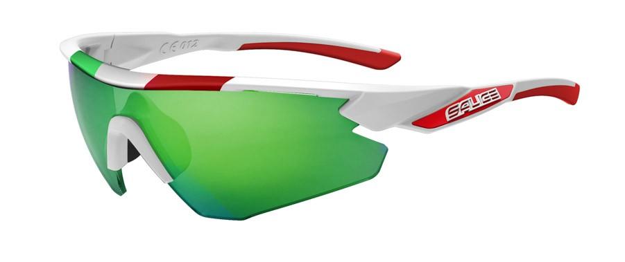 6403d6999 Okuliare: brýle SALICE 012ITA white/RW green/transparent